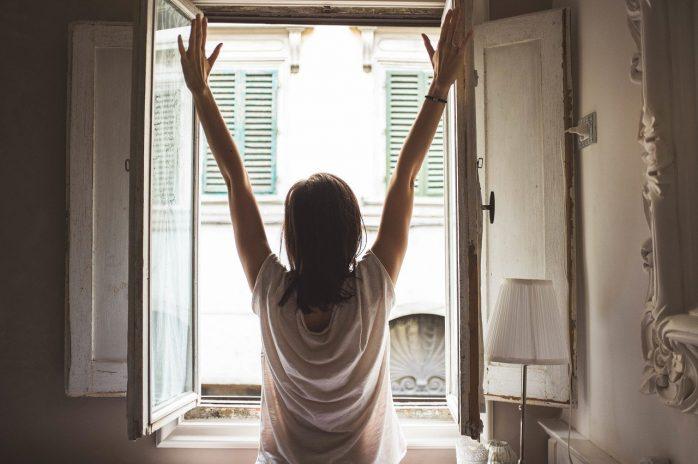 作業効率ー朝起きてすぐ